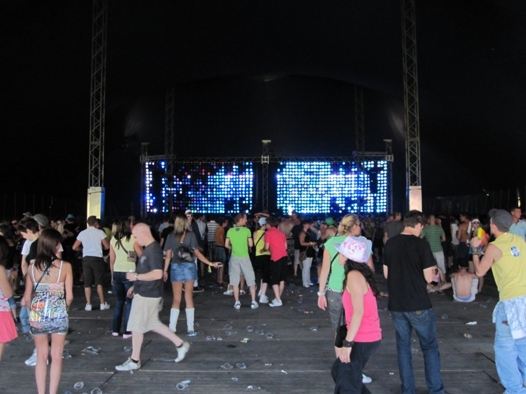Ghoststyle stage